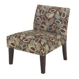 Best Blue And Brown Chair Accent Chair For The Sitting Area 400 x 300