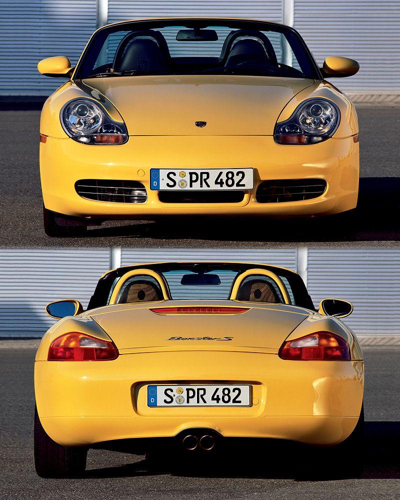 1999-2003 PORSCHE 986 BOXSTER S .. 3.2 L 252hp W/ Top
