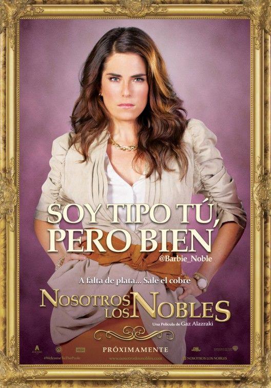 Nosotros Los Nobles Movie Poster 2 Cinema Art Movie Posters Movie Tv