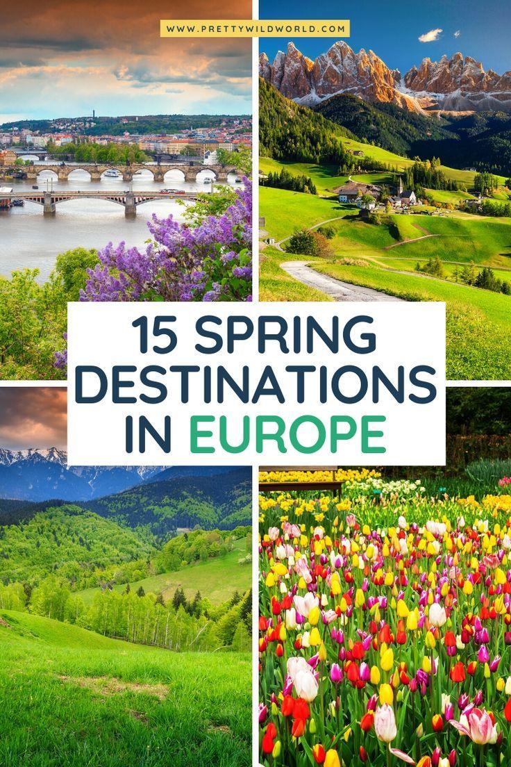 Spring in Euroe | europe trip, travel to europe, places to visit in europe, places to travel in europe, travel europe destinations, europe destinations, ultimate europe trip, best place to visit in europe, europe travel destinations, travel destinations europe, trip to europe, europe travel tips, travel europe tips #europe #traveldestination #traveltips #bucketlisttravel #amazingdestinations #travelideas #traveltheworld #travelguides