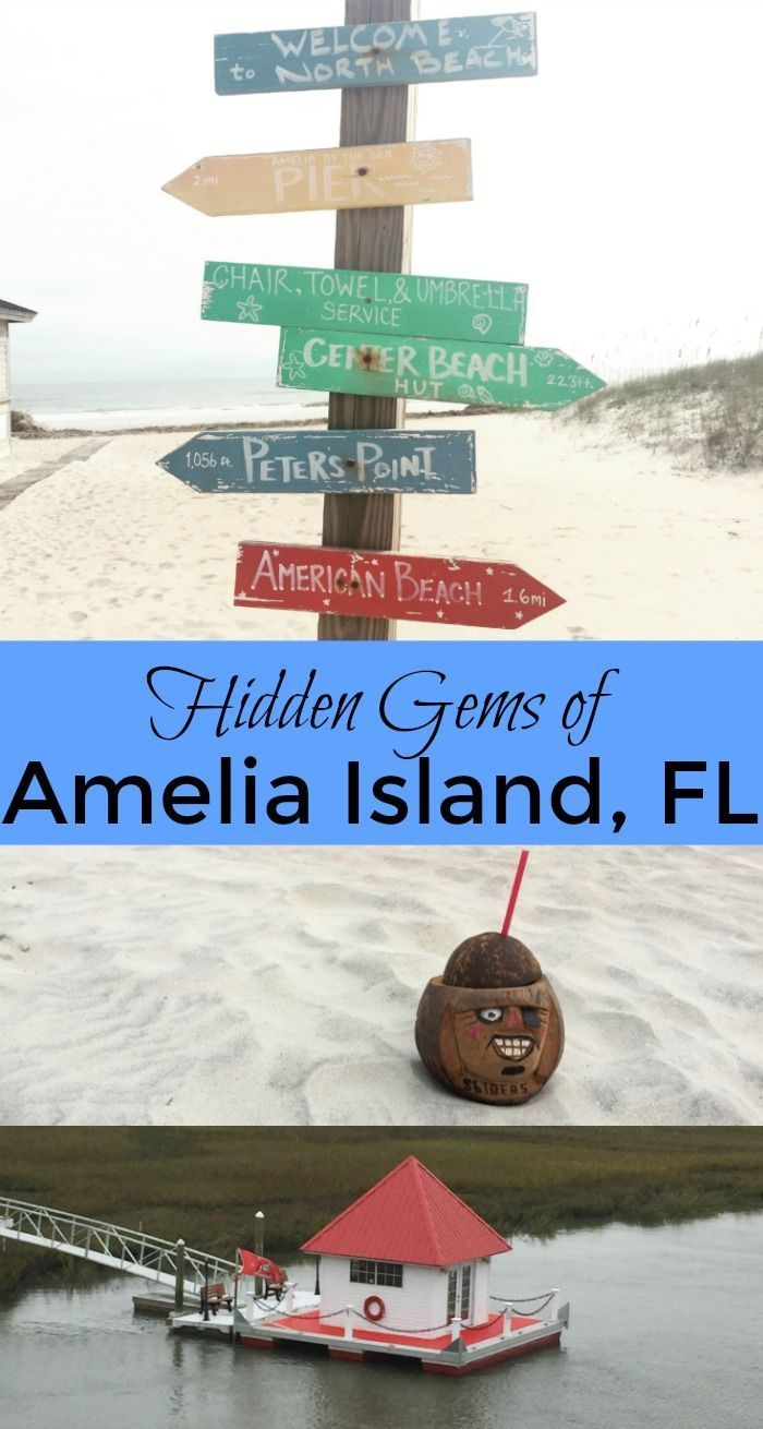 A barrier island located on the northeast coast of Florida, Amelia Island is a place I recently discovered, one that will completely surprise you. (Hosted)