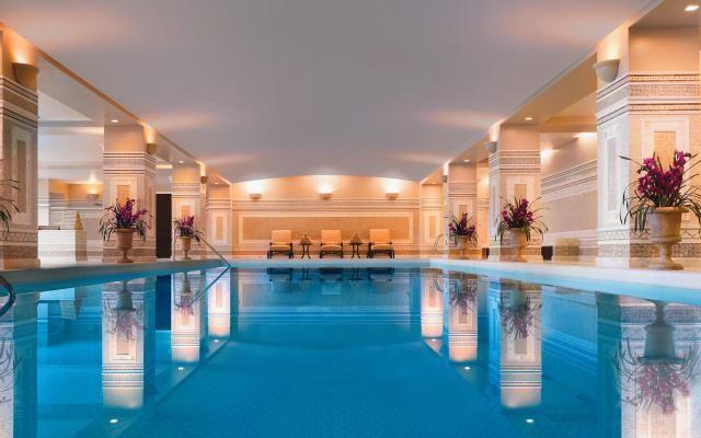 Spas In Westworld Country With Images Luxury Spa Resort Deer
