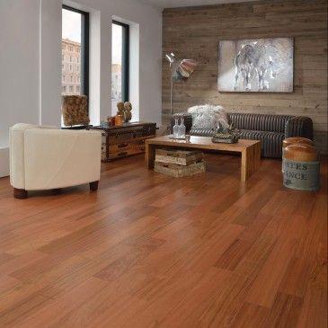 Brazilian Cherry Hardwood Floors Hardwood Flooring