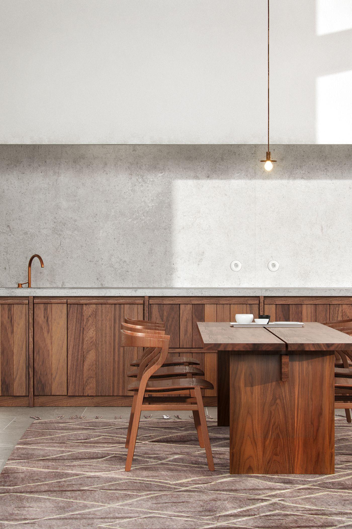 Best Pin By Petar Novak On Potkrovlje Kitchen Interior 400 x 300