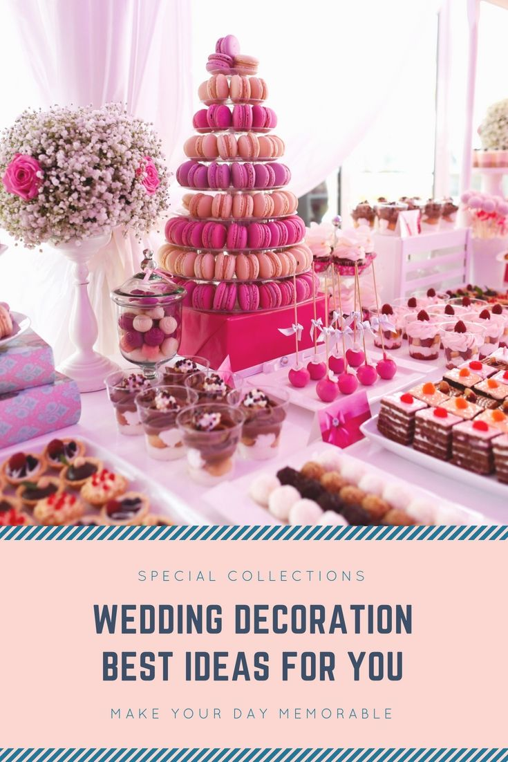 Unique Wedding Decorations Ideas Collections - Elegant And Cost ...