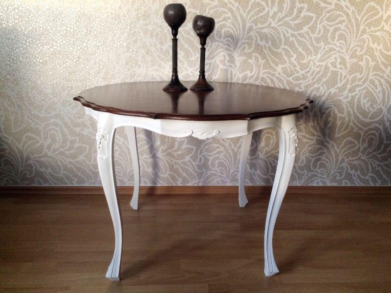 Wunderschöner Shabby Chic Tisch. Zu Kaufen in Hamburg