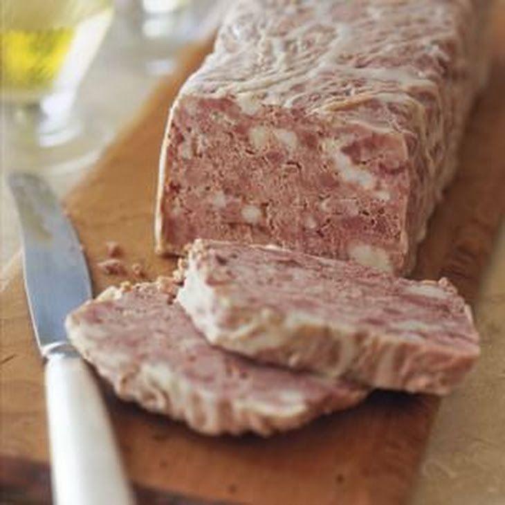 Pork Pat 233 Curing Salt Recipe With Pork Liver Milk Pork Fat Pork Shoulder Coarse Sea Salt