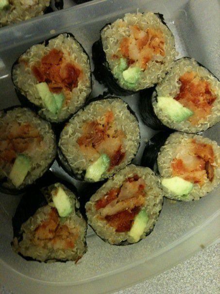 Riceless sushi alkaline diet pinterest alkaline diet alkaline riceless sushi alkaline diet recipesdetox forumfinder Gallery