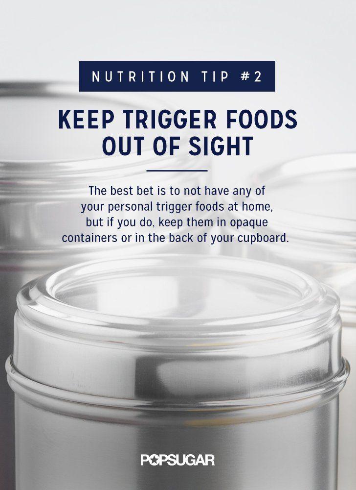 Banish Trigger Foods