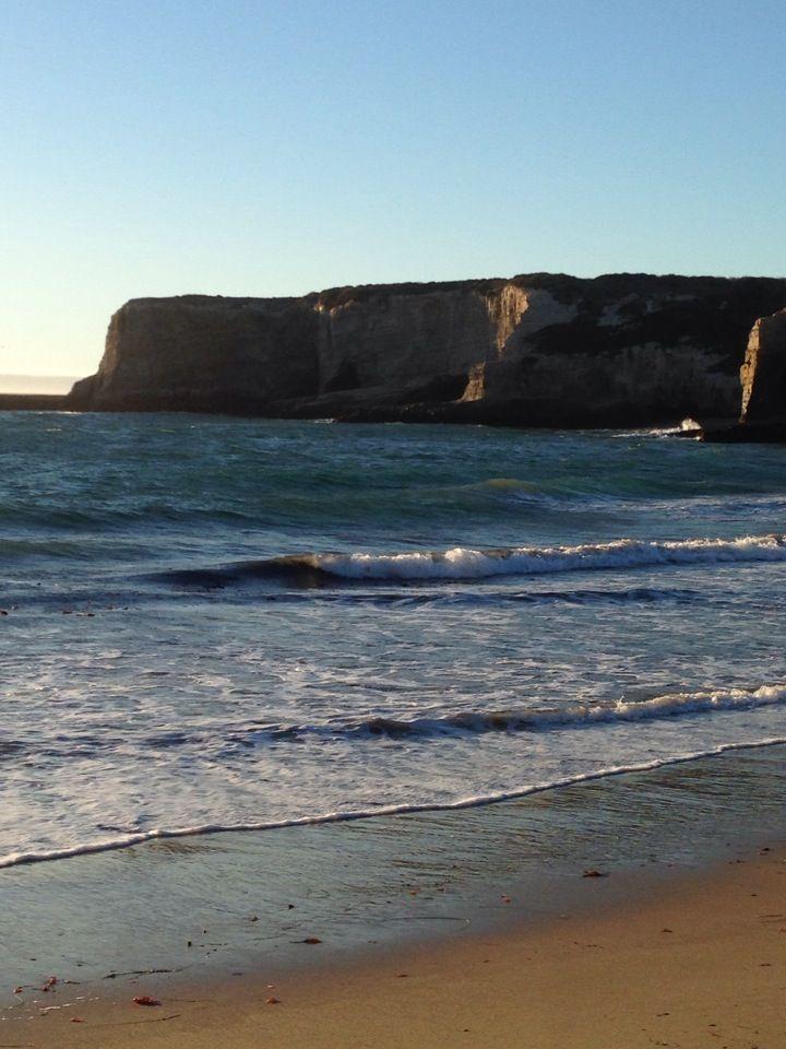 Bonny Doon Beach in 2020 | Beach, Outdoor, Santa cruz
