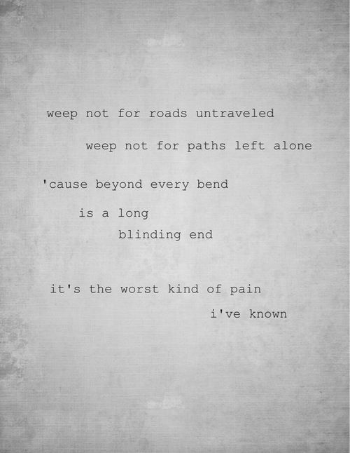 Roads untraveled-linkin park, i truly love this song | Music