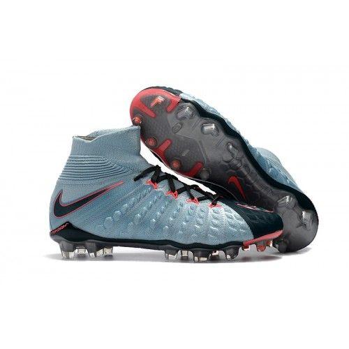 444b8505b4c ... where to buy buy nike hypervenom phantom iii fg football boots blue  black orange 23ad3 0afb1
