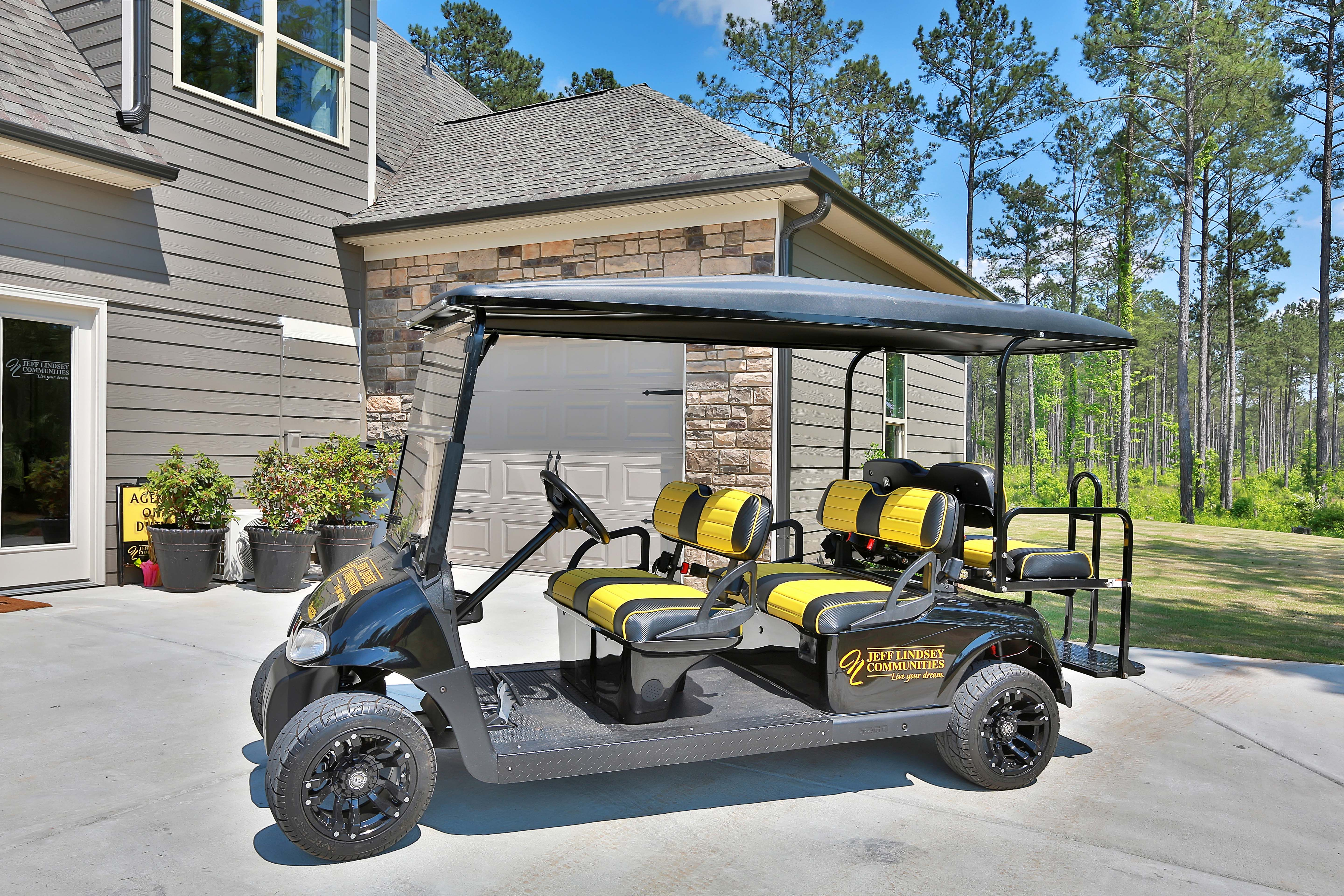 Pin by Jeff Lindsey Communities on Fox Hall Golf carts