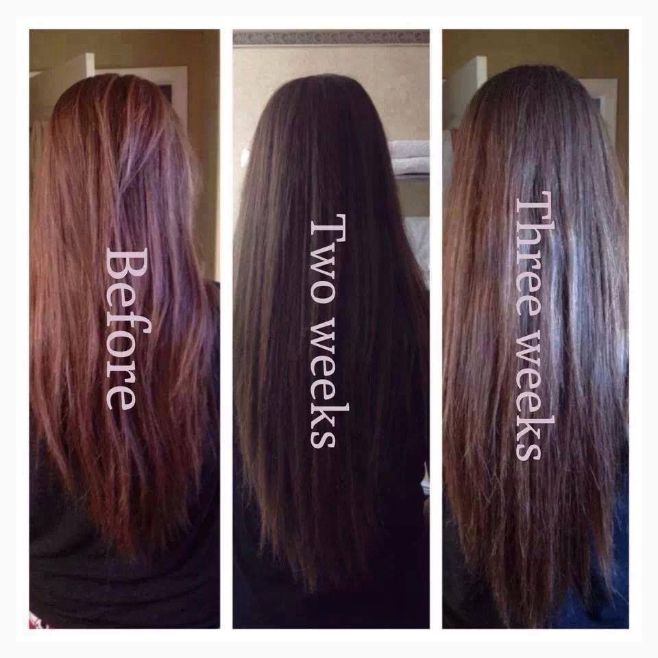 längere haare bekommen