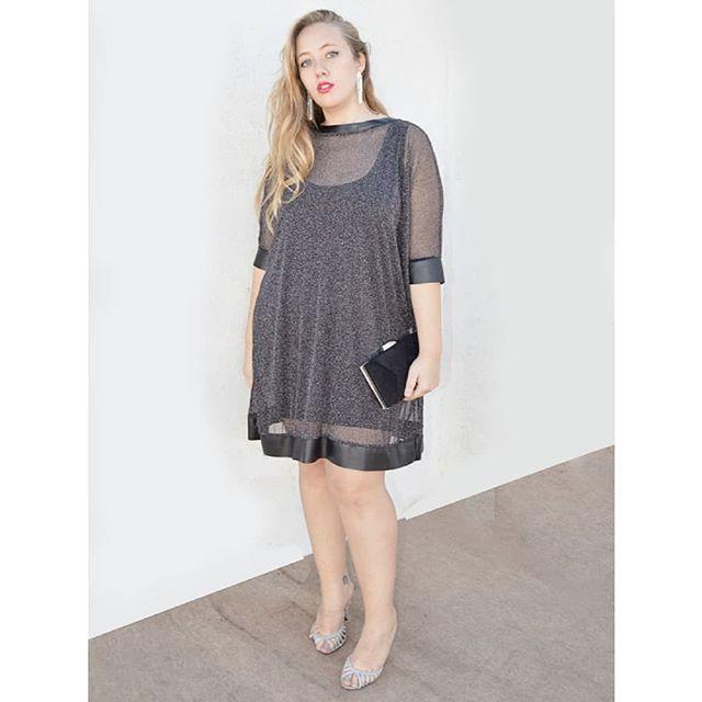 Miss Louli Misslouliwoman Fotos Y Videos De Instagram Plus Size Fashion Fashion Shoulder Dress