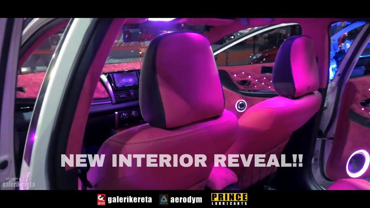 Toyota Vios Vip Interior Design Bangkok International Auto Salon