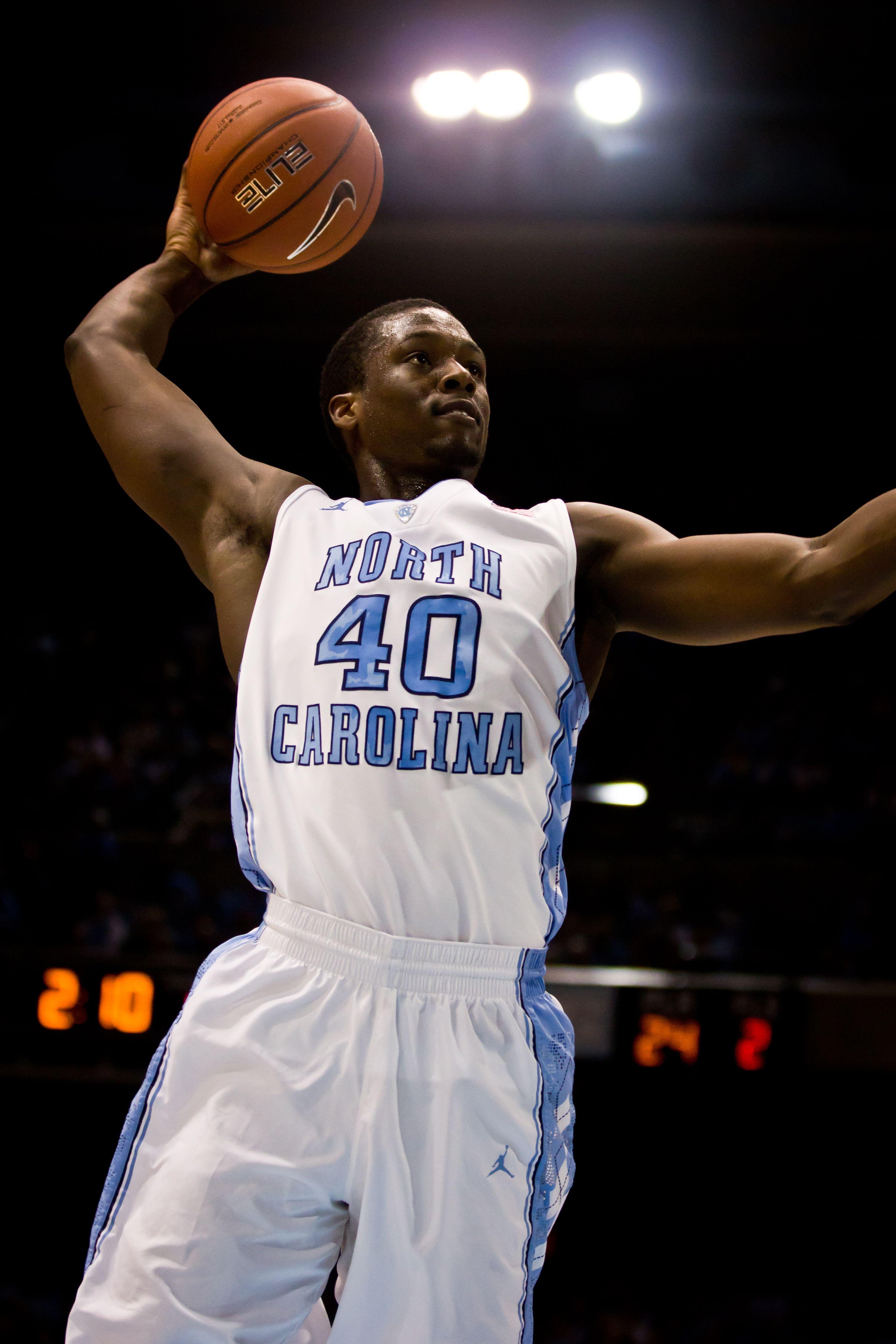 Basketball Tony Bradley Signed Unc North Carolina Tar Heels Signed 8x10 Photo Autographed 2 In Pain