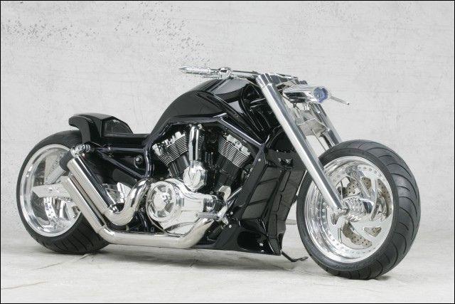 Https Flic Kr P 8uey9p No Limit Custom Stealth V Rod Harley Davidson Bikes Harley V Rod Cool Bikes