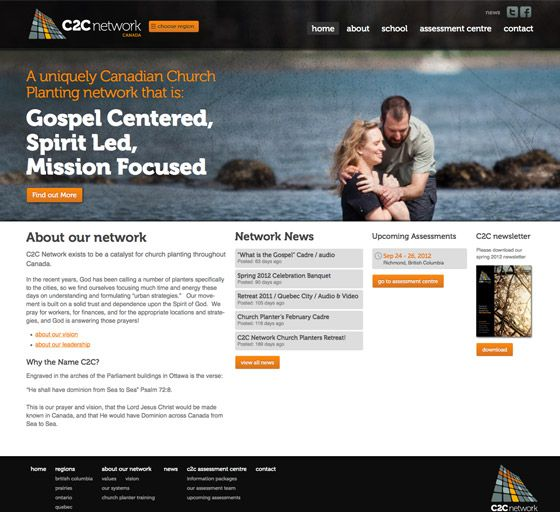 C2C Network exists to be a catalyst for church planting throughout Canada.