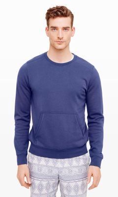 Club Monaco - Quilted Shoulder Sweater