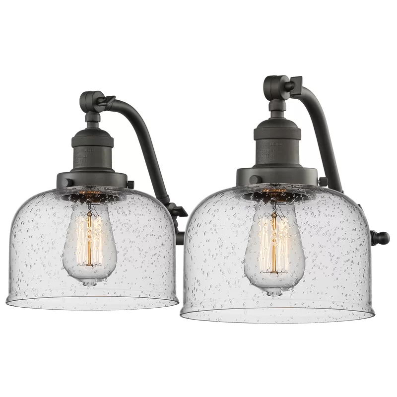 Bonomo Bell 2 Light Vanity Light In 2020 Innovations Lighting Vanity Lighting Bath Vanity Lighting