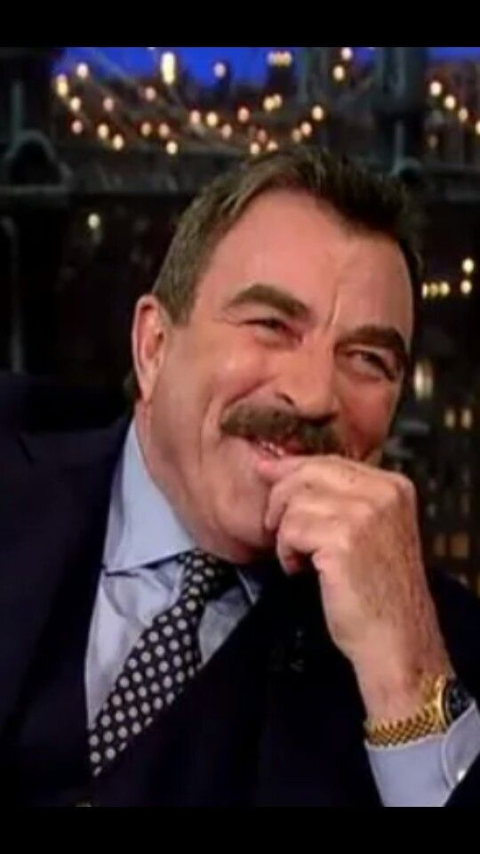 Tom Selleck... Gorgeous at 69
