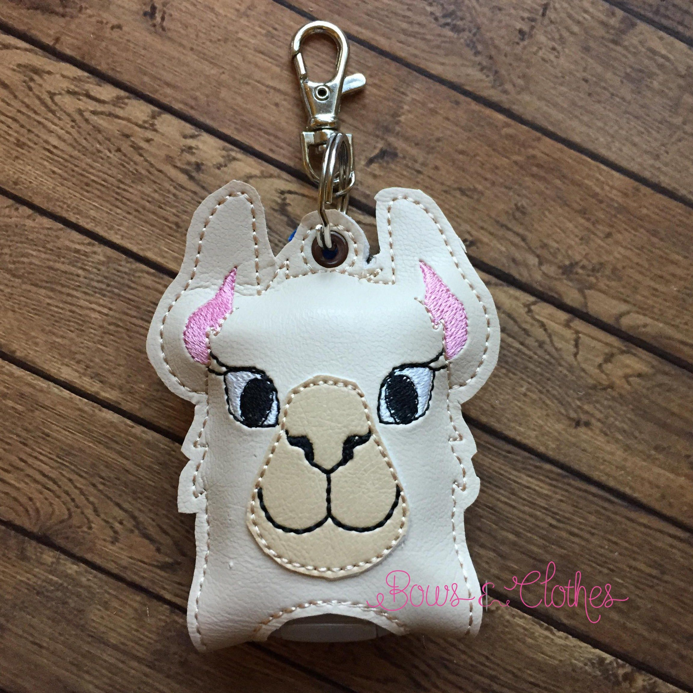 Ulta Happy Llama Sanitizer Sling Happy Hand Sanitizer School Bags