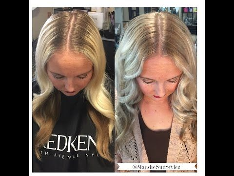 Smudge Coloring Tutorial For The Pros Redken Colors Youtube