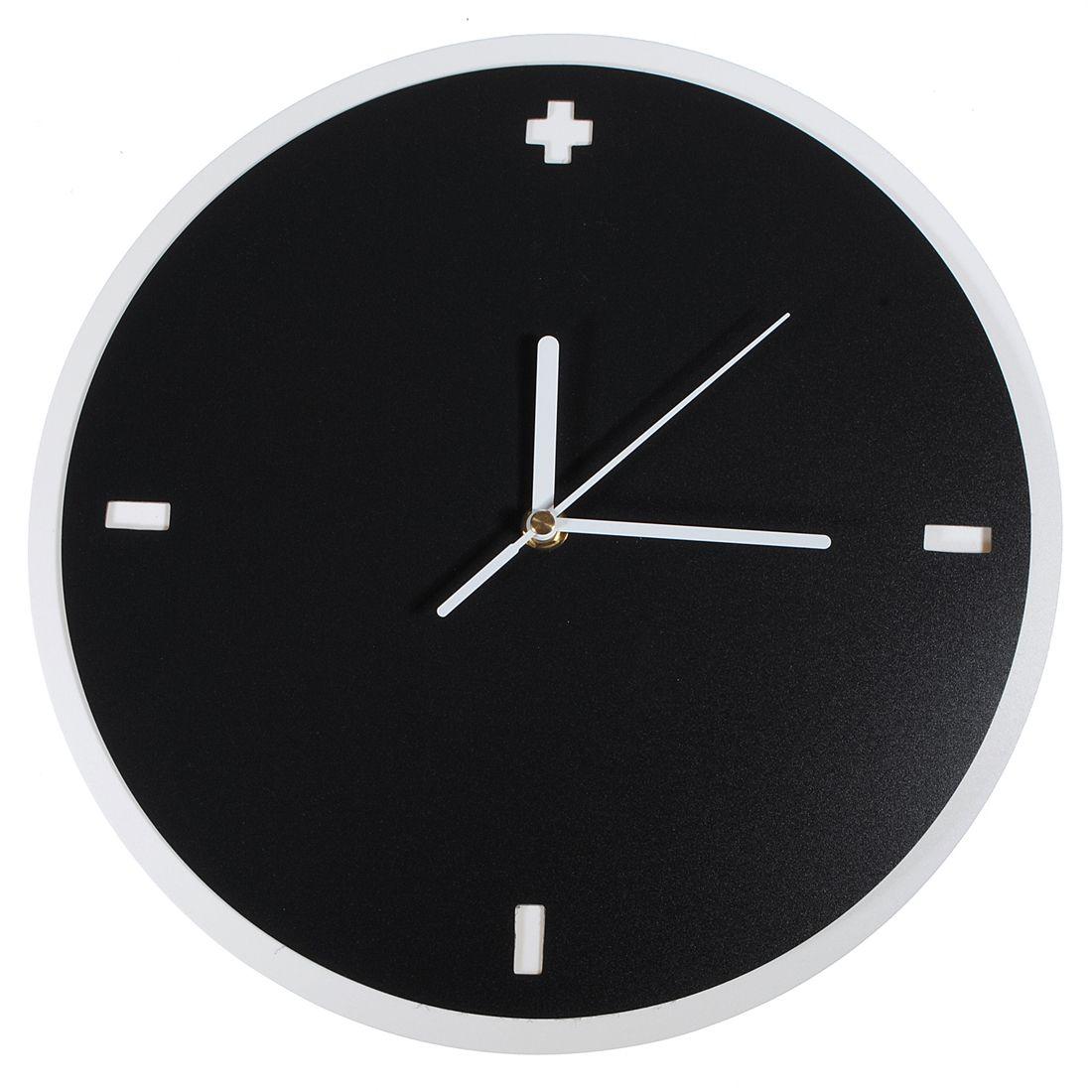 Diseño simple reloj de pared colgante moderna creativa   Decoración ...