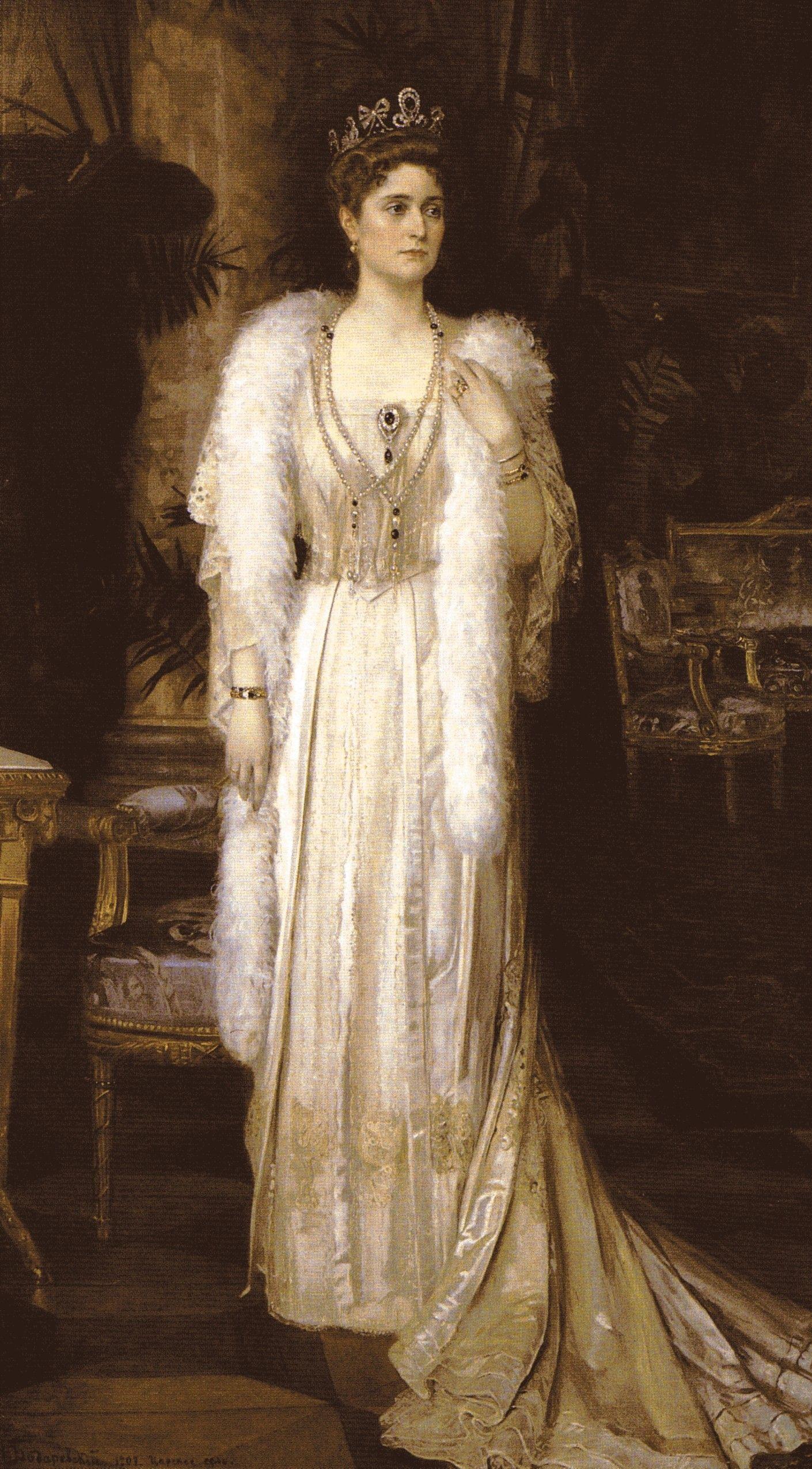 Alexandra Feodorovna Of Russia