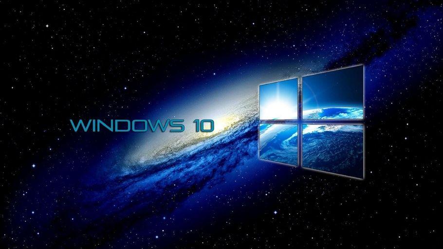 Windows 10 Background, Windows 10, Windows 10 Space