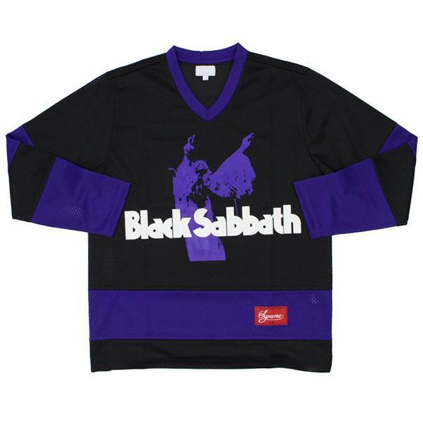 stay246 SUPREME (シュプリーム) X Black Sabbath 16SS Hockey