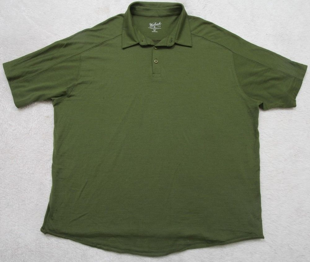 Low Cost For Sale Discount Latest logo detail polo shirt - Green Woolrich Cheap Sale Pay With Visa Best Place Cheap Price Low Shipping Sale Online JvUMWzpiE