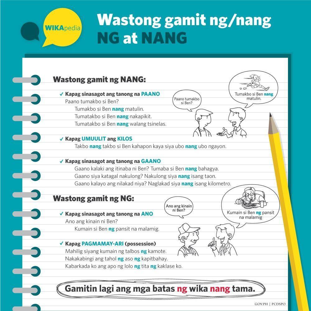 Filipino Filipino Words Words Adverbial Phrases English to tagalog worksheet