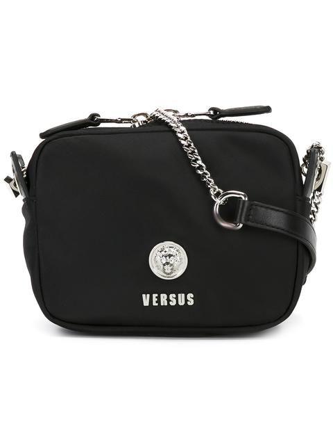 f38a8a999918 VERSUS Mini Chained Crossbody Bag.  versus  bags  shoulder bags  nylon   crossbody