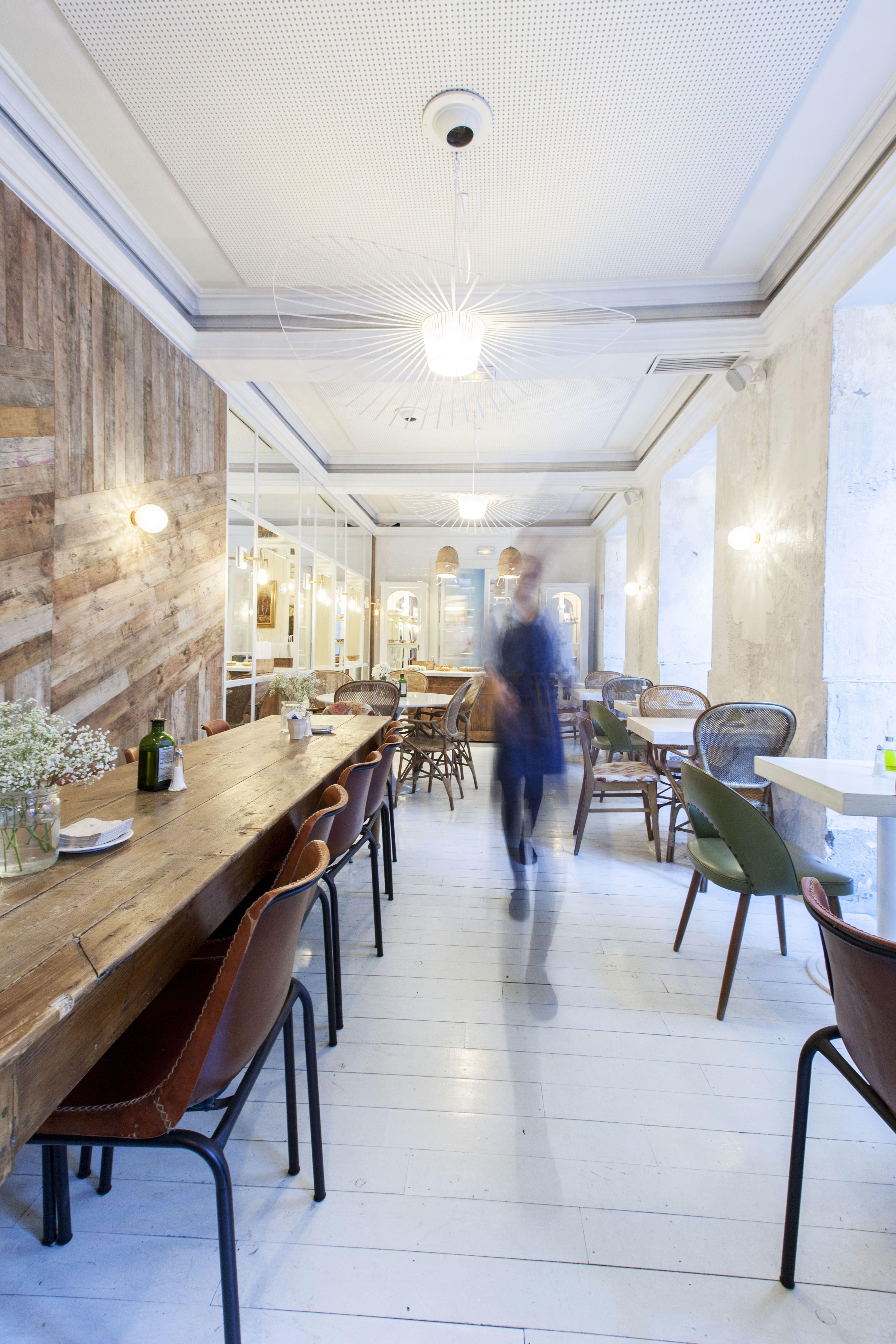 Proyecto de Madrid in Love para el Restaurante Dry Martina