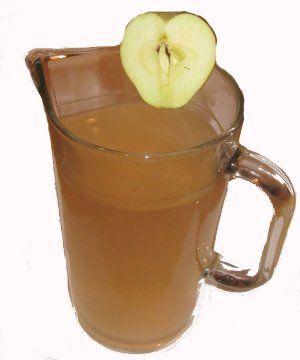 Apfelschalentee