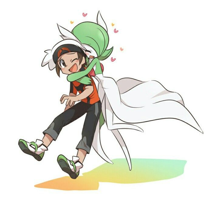 Funny Pokemon comic | trainer and gardevoir (Part 3)
