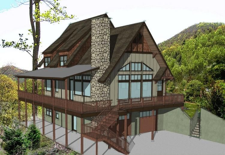 House Plan 5738 00002 This Exclusive Home Design Can