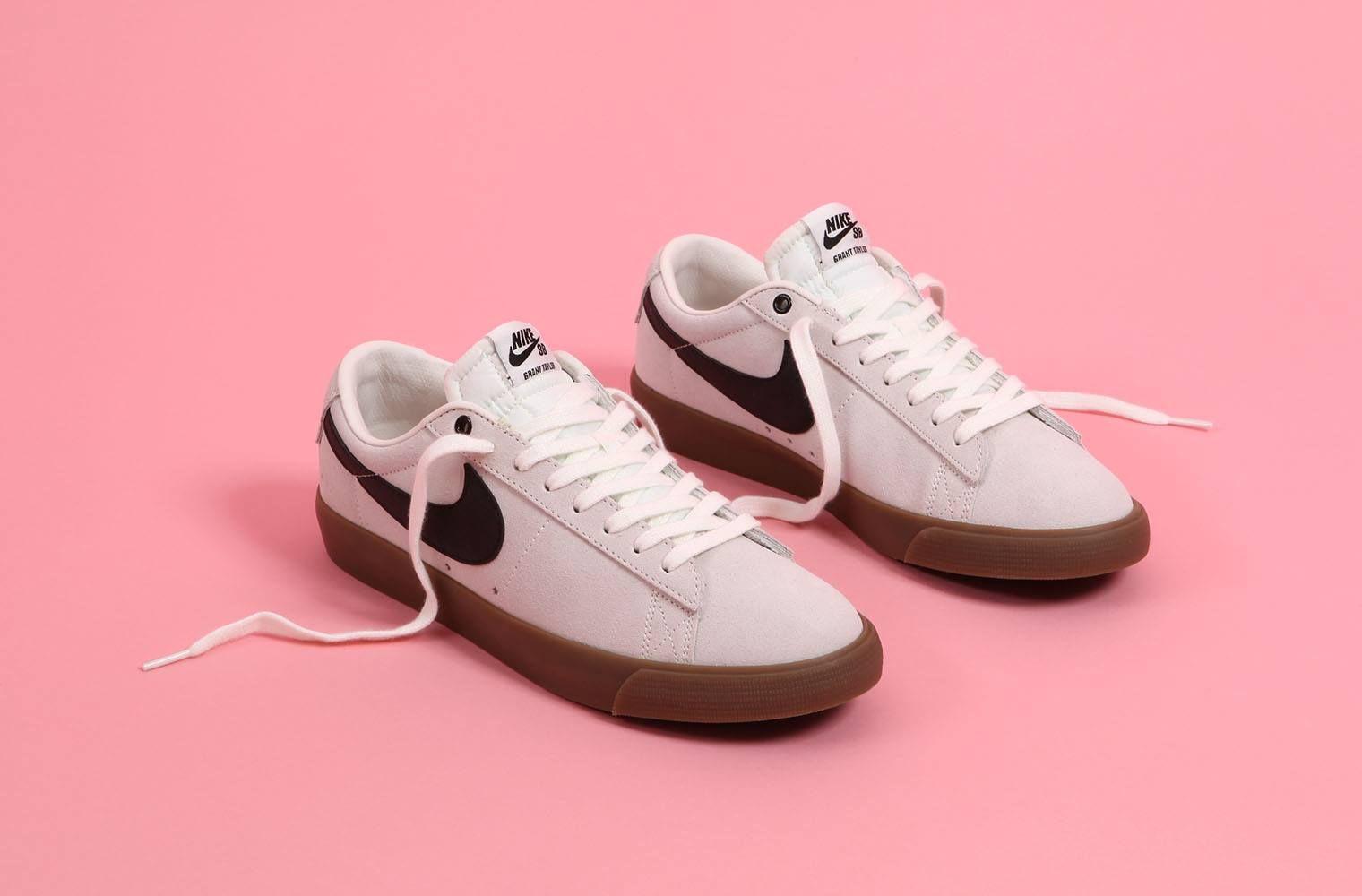 Nike SB Blazer Low GT Ivory Black Gum https://www.popname.