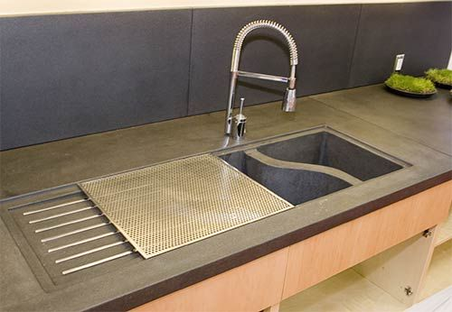 Unique Kitchen Sinks for Unusual Design | Sink, Kitchen ...