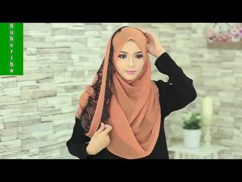 Youtube Tutorial Hijab Pashmina Terbaru