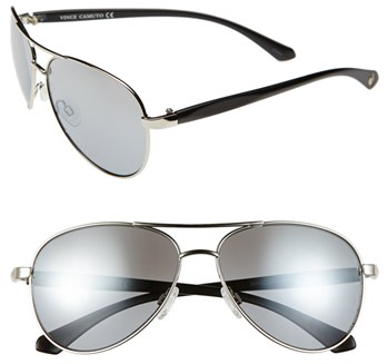 #Vince Camuto             #Eyewear                  #Vince #Camuto #60mm #Aviator #Sunglasses           Vince Camuto 60mm Aviator Sunglasses                                          http://www.snaproduct.com/product.aspx?PID=5085945