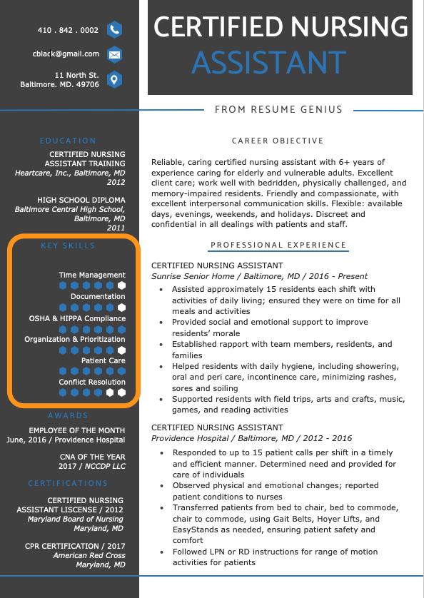 Skills For Resume 100 Skills To Put On A Resume Rg Resume Skills Resume Skills List Resume Skills Section