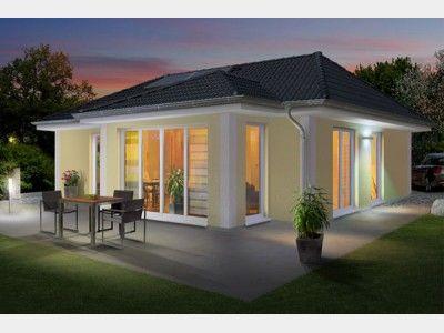 hausansicht bungalow 92 bungalow pinterest bungalow house und haus. Black Bedroom Furniture Sets. Home Design Ideas