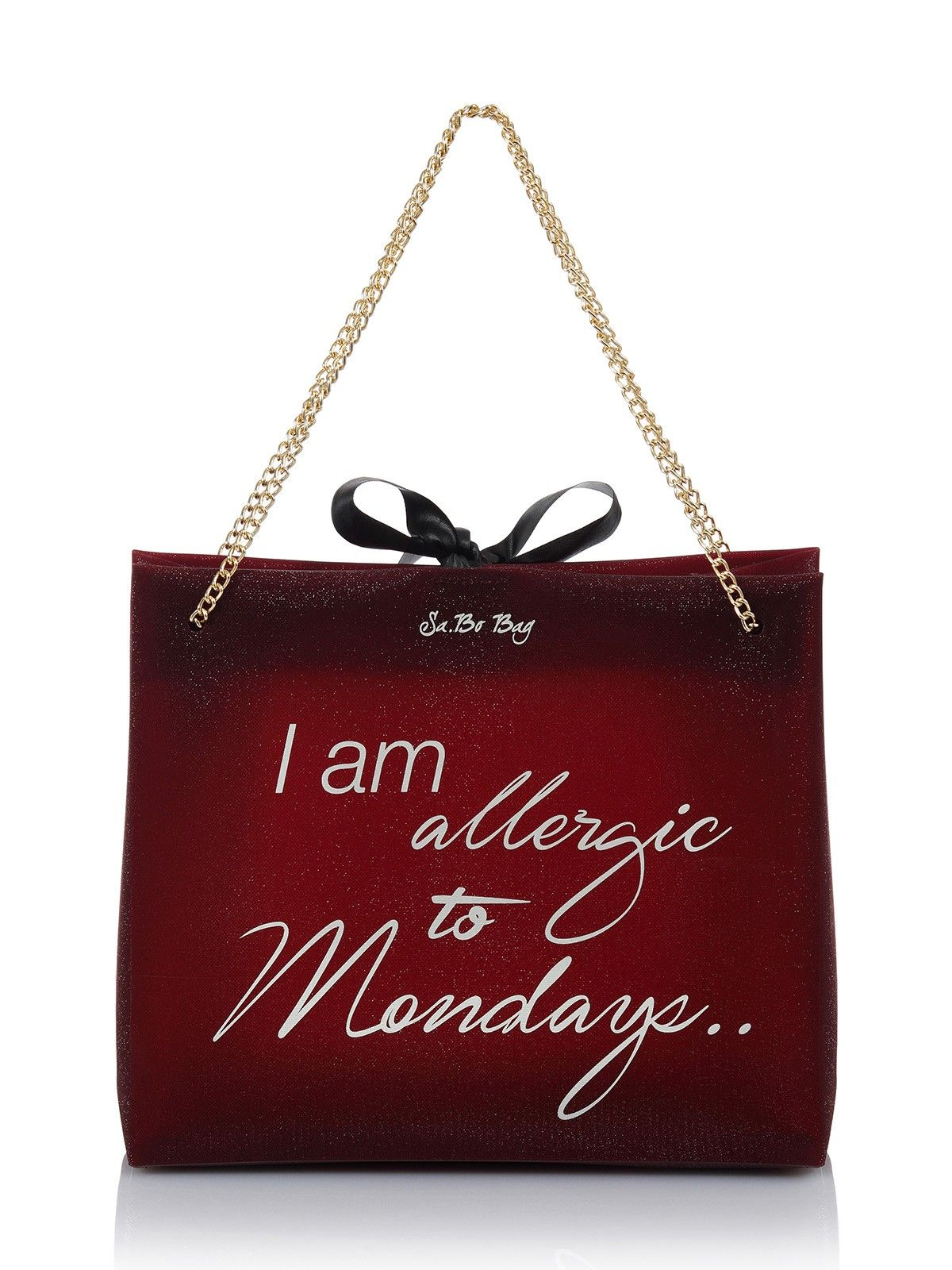 Mondays glitter accessories html bags
