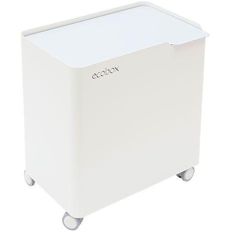 Ecobox Abfalleimer Home Design Pinterest Silber, Die küche - einbau abfalleimer k che