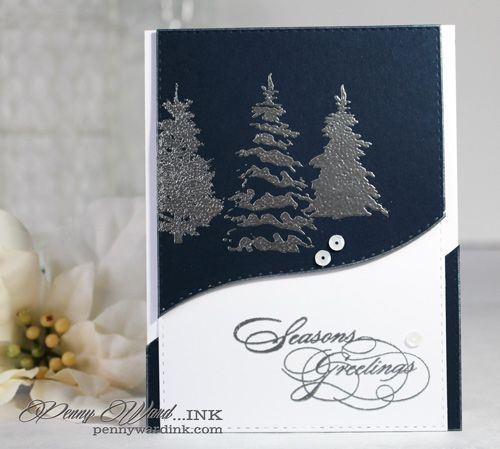 Silver Greetings Christmas is Coming Pinterest Christmas cards