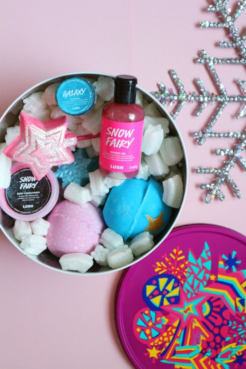Christmas Gift Guide The Top 10 Beauty Gift Sets Ellis Tuesday Lush Christmas Gifts Lush Gift Set Lush Gift