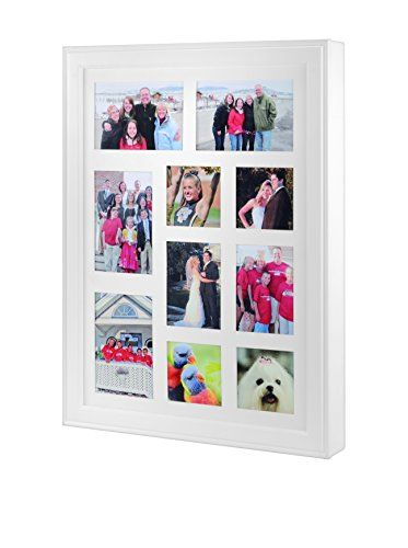 Alps Wall Mounted Picture Frame Jewelry Box White With Images